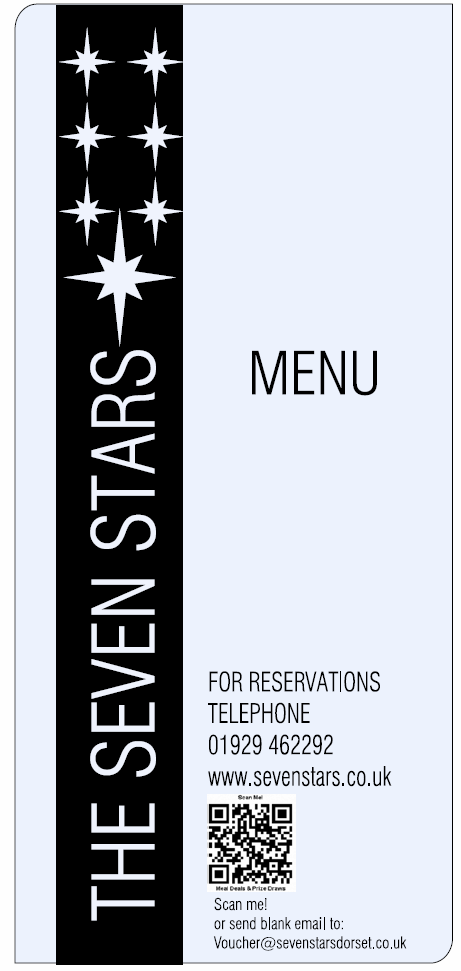 Click to View or Download Menu