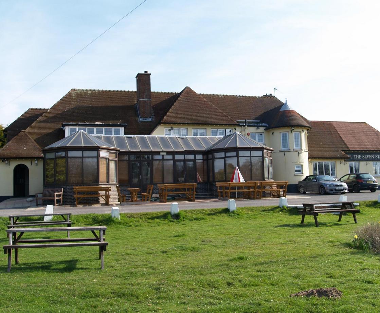 Seven Stars Pub, Wool nr Wareham, Dorset