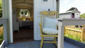 Rocking Chair - Shepherd's Hut